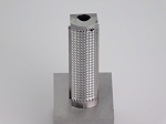 Mainspring Housing Full Size Stainless Steel with 15 LPI Checkering